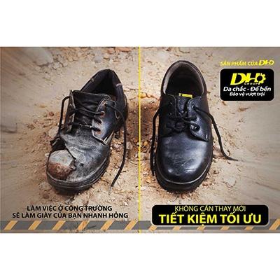 Chất lượng giày công trình giá rẻ ra sao?