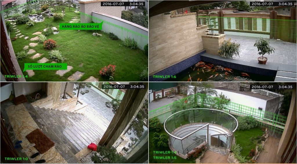 Cách lắp đặt camera an ninh ngoài trời
