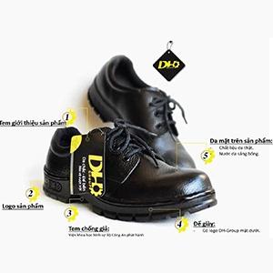 Công ty sản xuất giày bảo hộ DHGroup