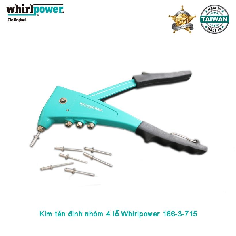 kìm tán đinh Whirlpoiwer 166-3-260