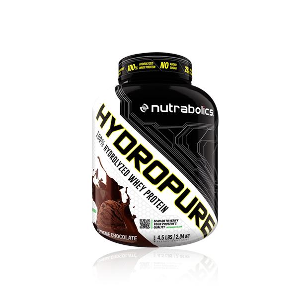 Nutrabolics Hydropure 4.5lbs