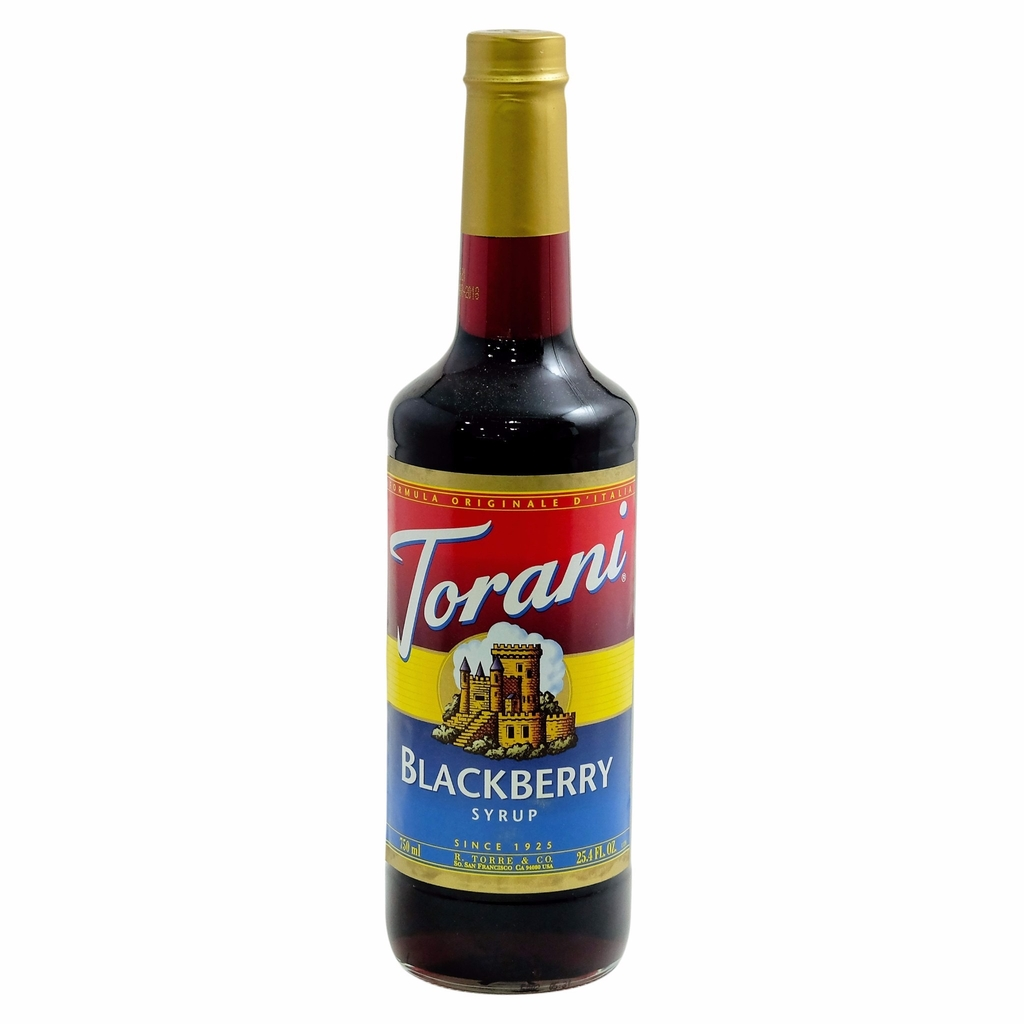 Siro Blackberry Torani 700ml