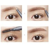 Chì Kẻ Chân Mày The Face Shop Designing Eyebrow Pencil No.02 Grey Brown