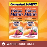 Siro Children's Motrin Suspension Berry Flavor, 240ml