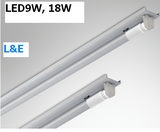 LLBC/1S/1L - Đèn Led batten