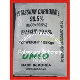 Potassium carbonate - K2CO3