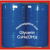Glycerin - C3H5(OH)3