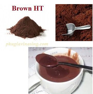 Brown HT (màu nâu chocolate)