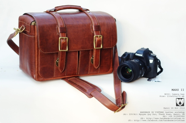 MAR II : Camera bag