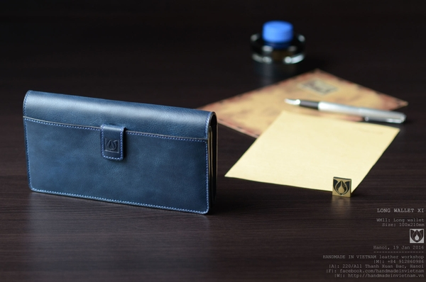 Long Wallet XI