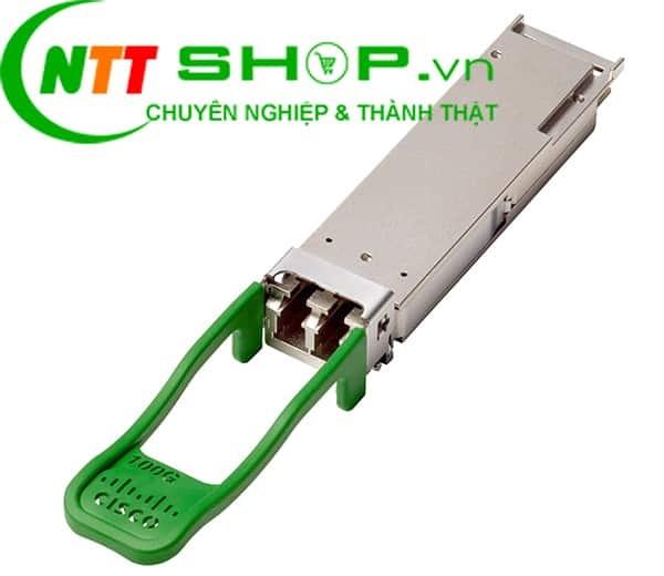 Module quang Cisco QSFP-100G-SM-SR Lite Transceiver 2km SMF 10-60C giá