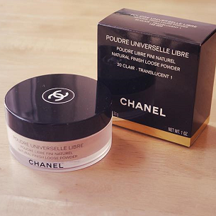 Phấn Phủ Kiềm Dầu Dạng Bột Chanel poudre universelle libre natural finish loose powder