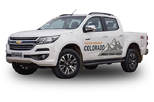 Chevrolet Colorado High Country (Cao Cấp)