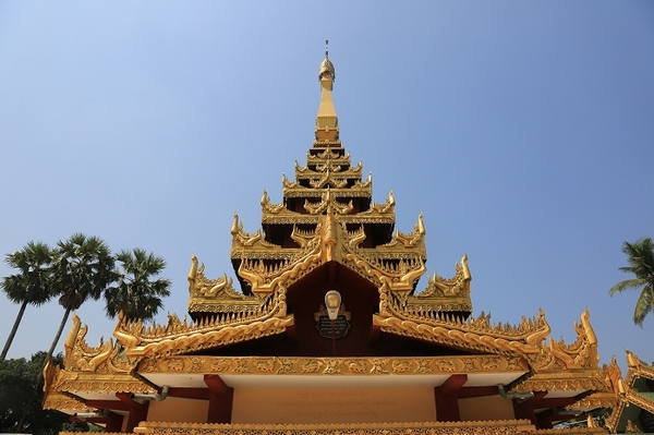 MYANMAR: YANGON – GOLDEN ROCK- BAGO