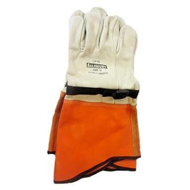 Găng tay ILP7C, găng tay da bò, găng tay bảo hộ lao động