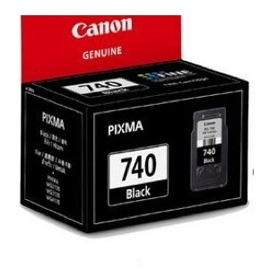 Mực in Canon PG-740 Black Ink Cartridge