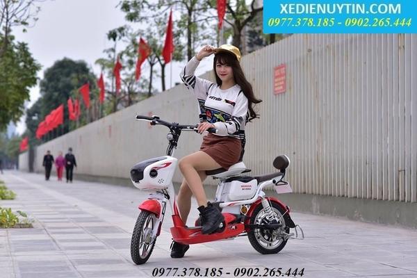 Xe đạp điện Honda M6 nhập khẩu