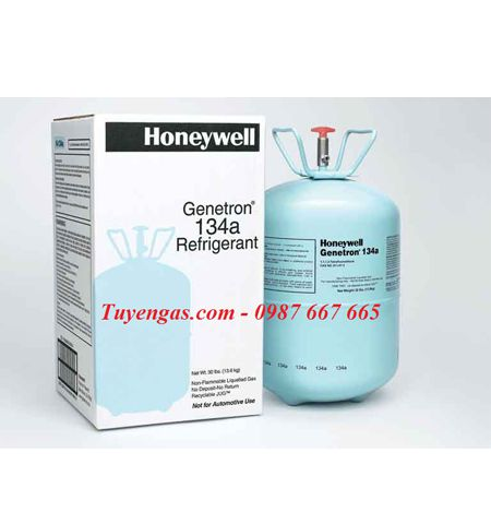 Gas Honeywell R134a