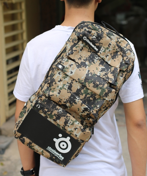 Keyboardbag Steelseries Camo