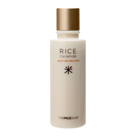 The Face Shop Sữa dưỡng da gạo Rice Ceramide Moisture Emulsion