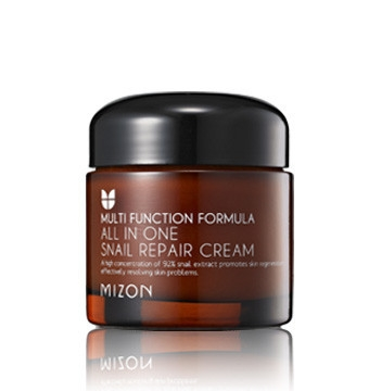 Kem dưỡng All In One Snail Repair Cream Mizon