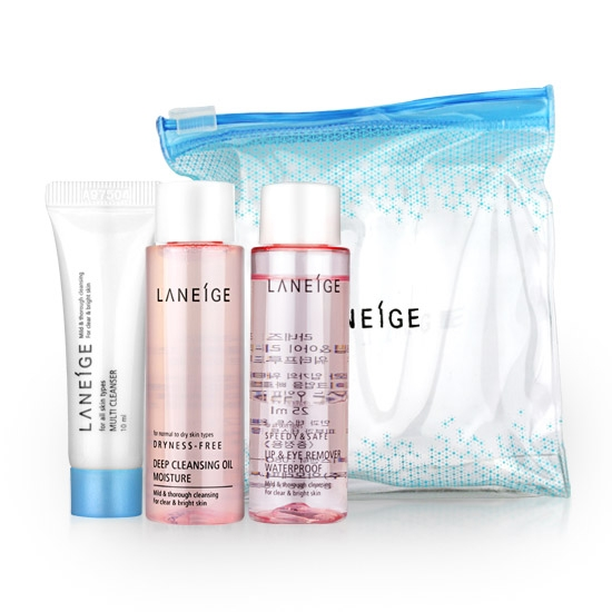 Bộ kit LANEIGE New Cleansing Trial Kit