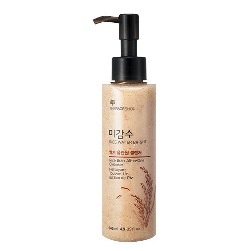 Sữa rửa mặt Rice Water Bright Bran All-in-One Cleanser