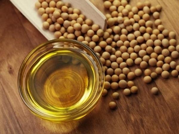 Nên ăn dầu đậu nành