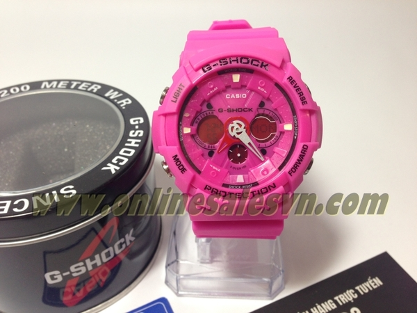 G-SHOCK GA-200 Super Fake ( Pink )
