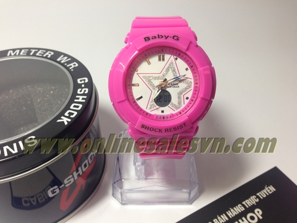 BABY-G BGD-130 New 2014 ( Pink )