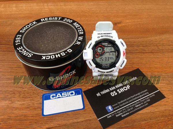 G-SHOCK GW-9300s Super Fake ( White )