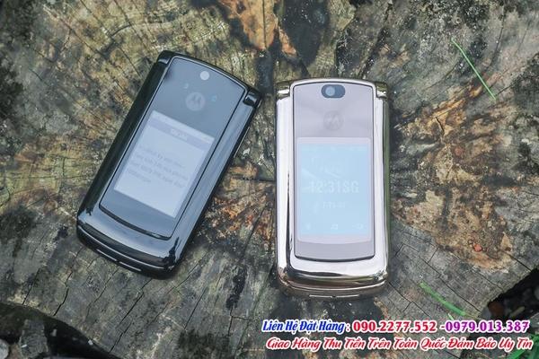 Motorola v9 gold và địa bán điện thoại cổ chính hãng giá rẻ tại hà nội