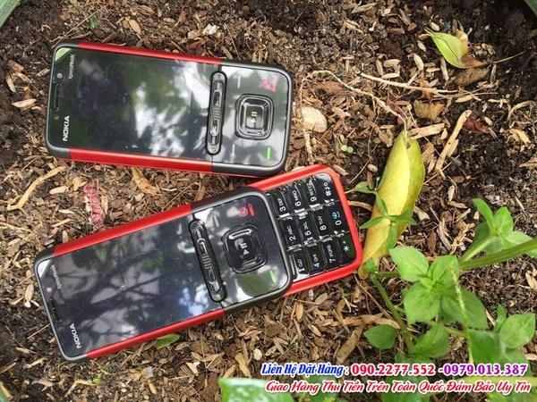 Điện thoại nắp trượt nokia 5610 xpressmusic  giá 850k tại Tỉnh Kon Tum