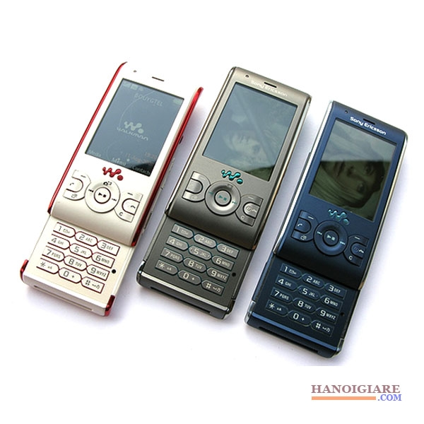 sony ericsson w595 software