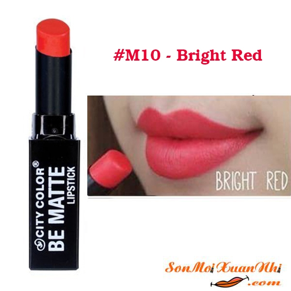 son-city-color-be-matte-lip-stick-mau-10-brightred