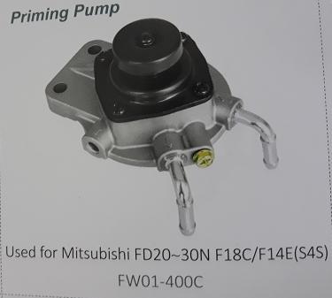 Bơm nhiên liệu xe nâng Mitsubishi