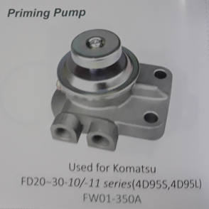 Bơm nhiên liệu xe nâng Komatsu
