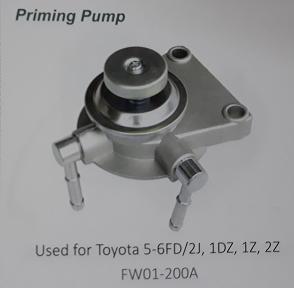 Bơm nhiên liệu xe nâng Toyota