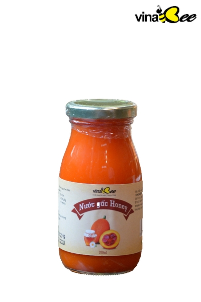 Nước gấc Honey 200ml
