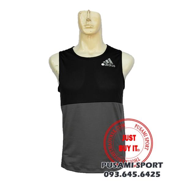 Áo Adidas ClimaChill ba lỗ tập gym