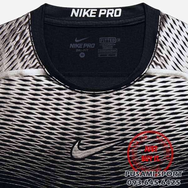 Áo Nike pro hypercool 744281-010