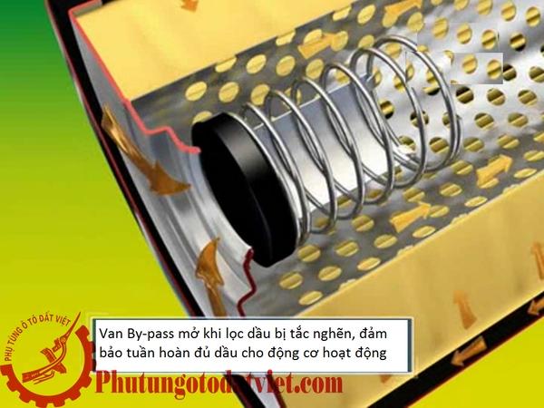 Lọc dầu máy xe ô tô Audi A8 | Lọc nhớt |07C115562E