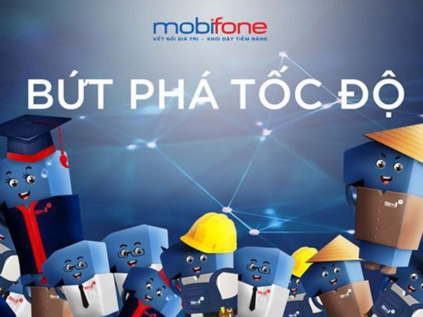 POSTER QUẢNG CÁO EVENT MOBIFONE