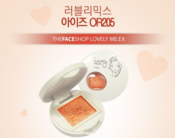 Phấn mắt Lovely Me:ex Eyes The Face Shop