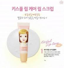 Kissful lip care scrub - Tẩy da chết môi Etude House