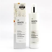 Sữa dưỡng trắng da White Seed Real Whitening Lotion - The Face Shop