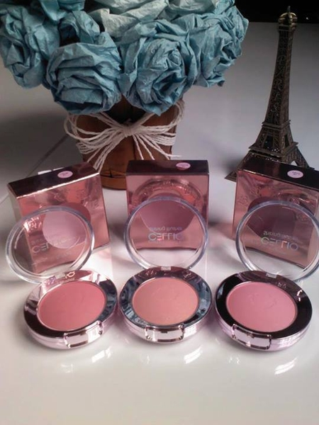 Phấn Má Hồng Cellio Shining Blusher