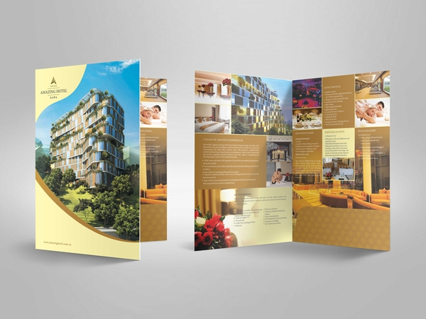 In Catalogue - in offset giá rẻ tại Hà Nội