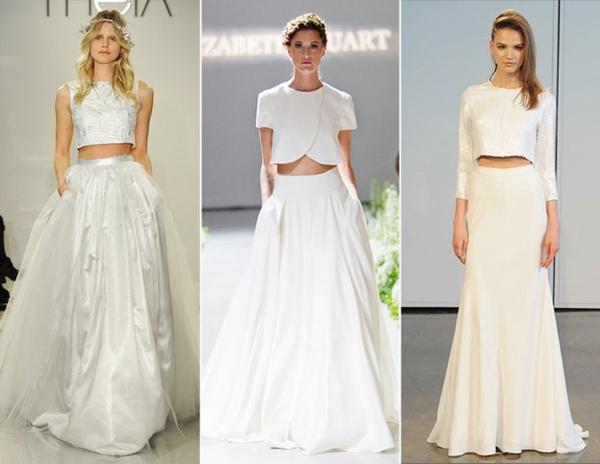 Cô dâu mũm mĩm phải nhớ quy tắc 3 KHÔNG khi chọn váy cưới