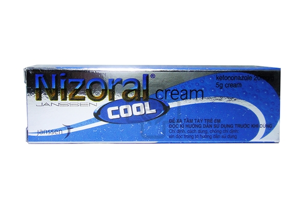 Nizoral Cool Cream 2% 5g